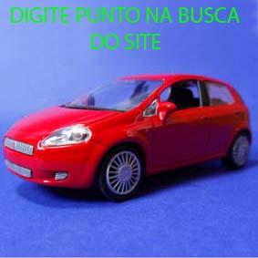 Fiat Punto (vermelho alpine)