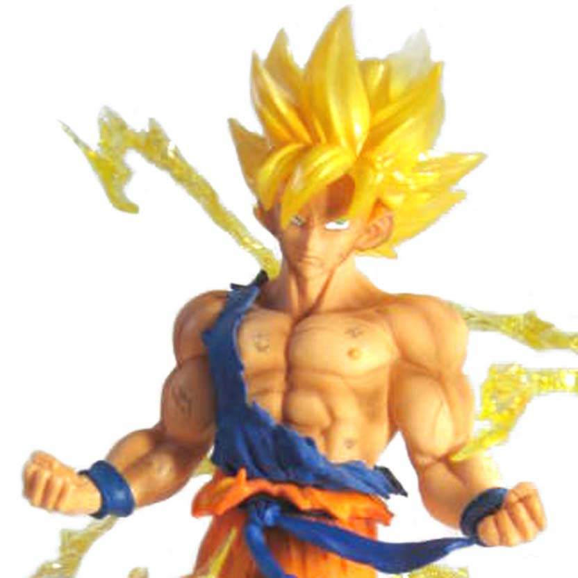 Figuarts Zero Super Saiyan Goku : Dragon Ball Z Bandai action figures