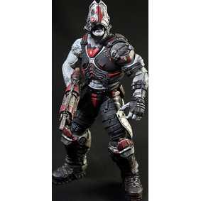 Figura de Ação Locust Drone Cyclops (série 3) Neca Toys Gears of War II 2 (lacrado)