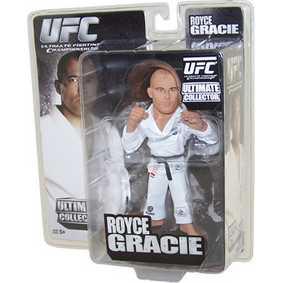 Figuras de Ação Comprar UFC Royce Gracie Round 5 Raridade