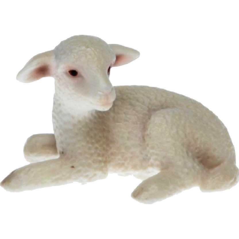 Filhote de Ovelha deitada 13284 Schleich Lamb Lying