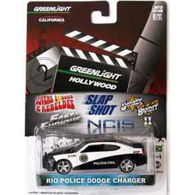 Filme Velozes e Furiosos 5 Rio Police Dodge Charger (2010) R2 44620