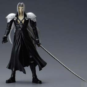 Final Fantasy 7 Play Arts AF Asst. 2 Sephiroth