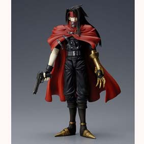 Final Fantasy 7 Play Arts - Vincent Valentine