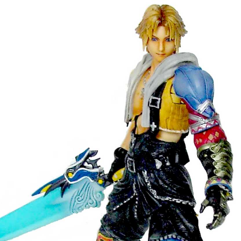 Final Fantasy X HD Remaster Play Arts Kai - Tidus Square Enix Action Figure