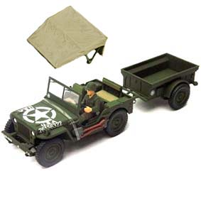 Forces of Valor Unimax : Jeep Willys U.S. Army Gerneral Purpose escala 1/32