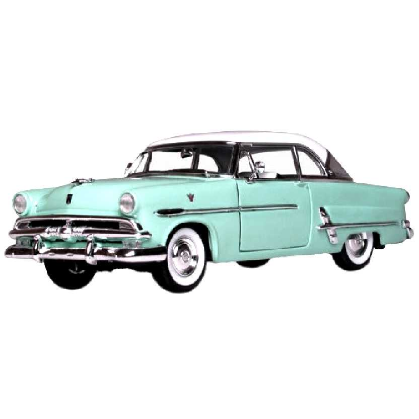 Ford Crestline Victoria (1953) marca Welly escala 1/24