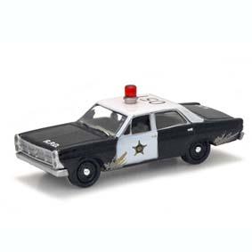 Ford Fairlane Patrol Car Police (1967)