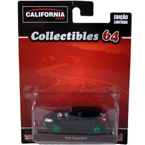 Ford Focus (2013) Greenlight Green Machine California Toys Collectibles 1/64