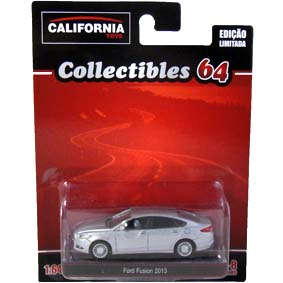 Ford Fusion (2013) Greenlight California Toys Collectibles escala 1/64