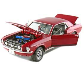 Ford Mustang Ed. Limitada (1967)
