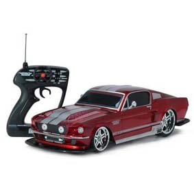 Ford Mustang GT R/C (1967) controle remoto