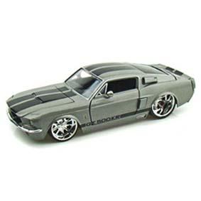 Ford Mustang Shelby GT-500 (1967) similar Eleanor Filme 60 Segundos Carros Tunados