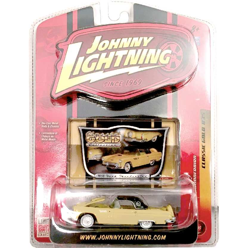 Ford Thunderbird (1956) 50185 Johnny Lightning escala 1/64