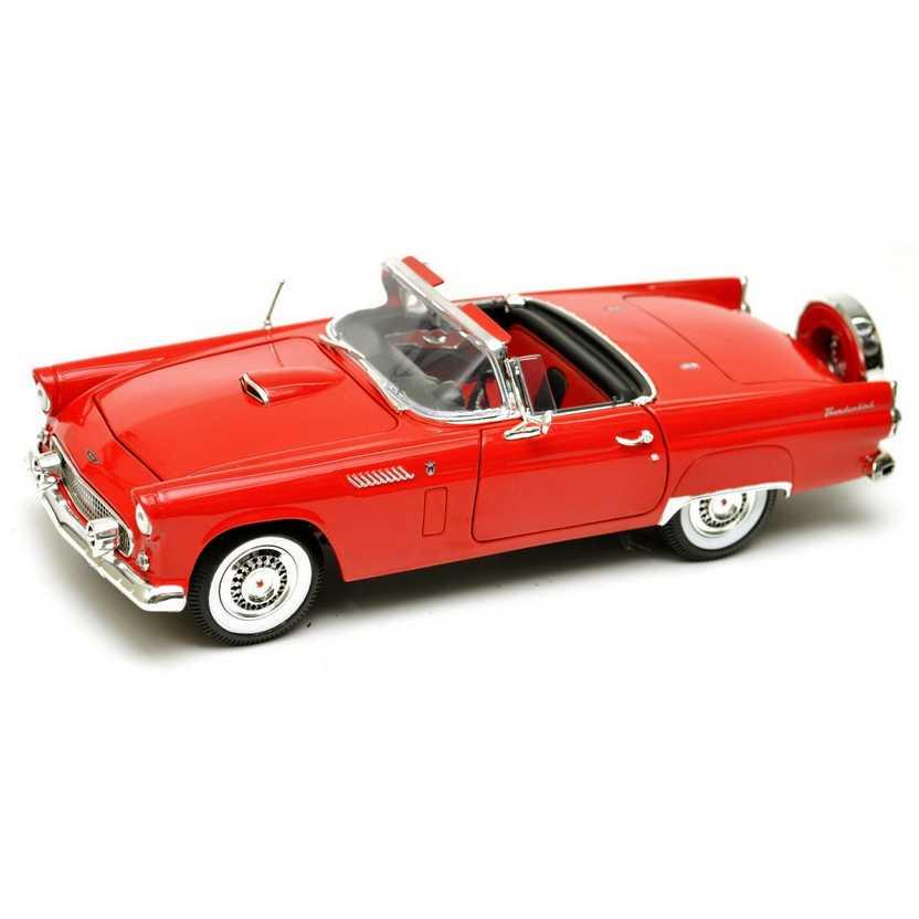 Ford Thunderbird convertible / conversível (1956) miniaturas MotorMax escala 1/18