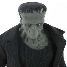 Frankenstein Universal Studios Mezco Toys Action Figures