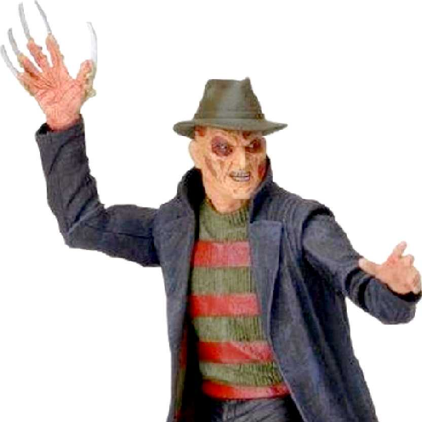 Freddy Krueger (A Hora do Pesadelo) New Nightmare on Elm Street Neca Action Figures