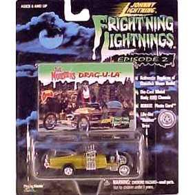 Frightning Lightnings - The Munsters - DRAG-U-LA