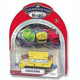 Frostini - Trem Chuggington
