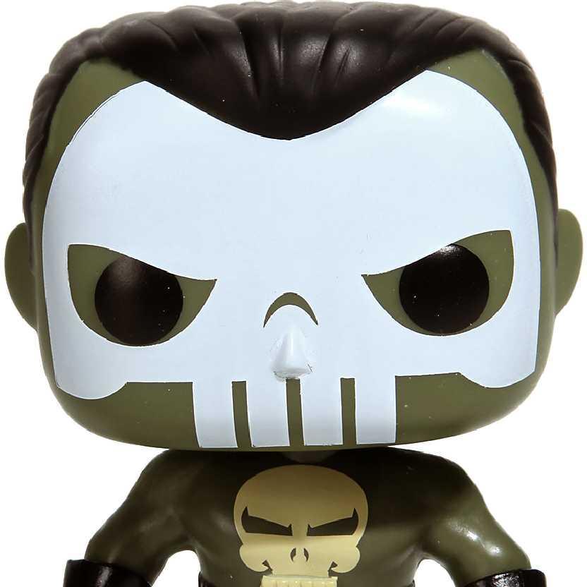 Funk Pop! Marvel Justiceiro (Punisher) Nemesis vinyl figure número 118