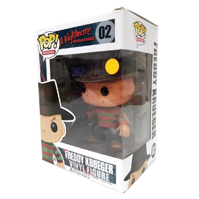 Funko A Nightmare On Elm Street Pop! Movies Freddy Krueger Vinyl Figure número 02 original