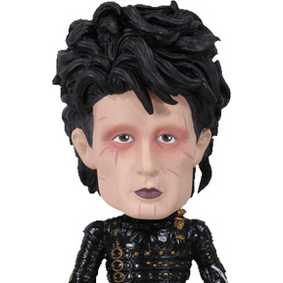 Funko Edward Scissorhands : Edward Mãos de Tesoura ( Johnny Depp ) Bobble Head
