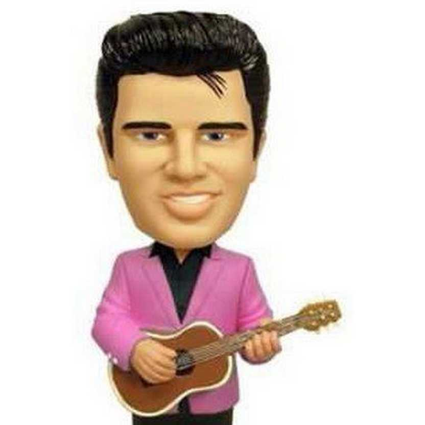 Funko Elvis Presley 1950 Wacky Wobbler Bobble Head