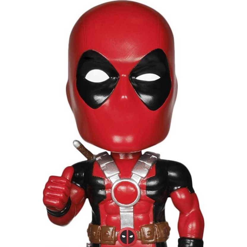 Funko Marvel Bobblehead Wacky Wobbler Deadpool Figure