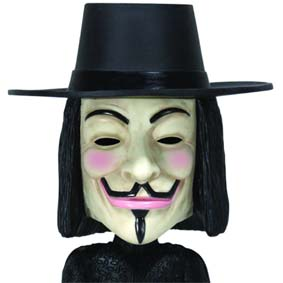 Funko movies V for Vendetta anonymous ( V de Vingança )