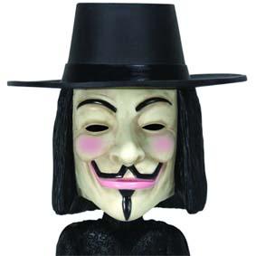 Funko movies V for Vendetta anonymous ( V de Vingança )