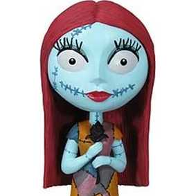 Funko Nightmare Before Christmas Sally Bobble Head Wacky Wobbler