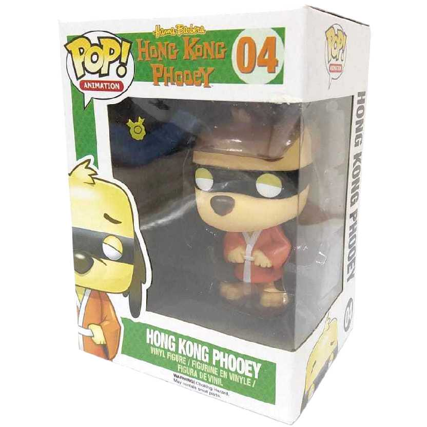 Funko PoP! Animation Hong Kong Fu Phooey vinyl figure número 04