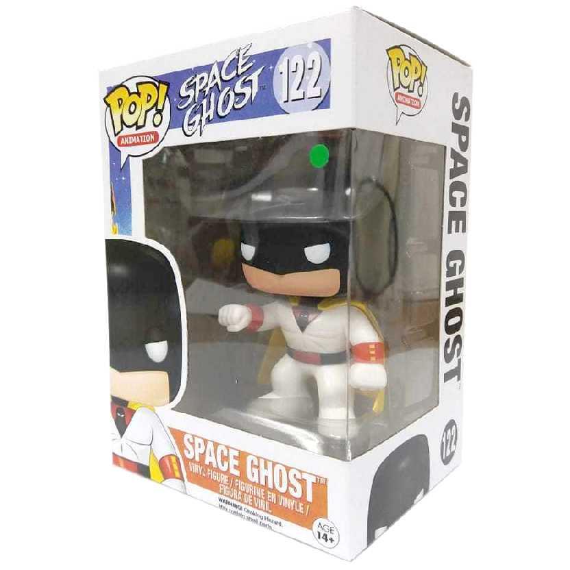 Funko Pop! Animation Space Ghost vinyl figure número 122 original