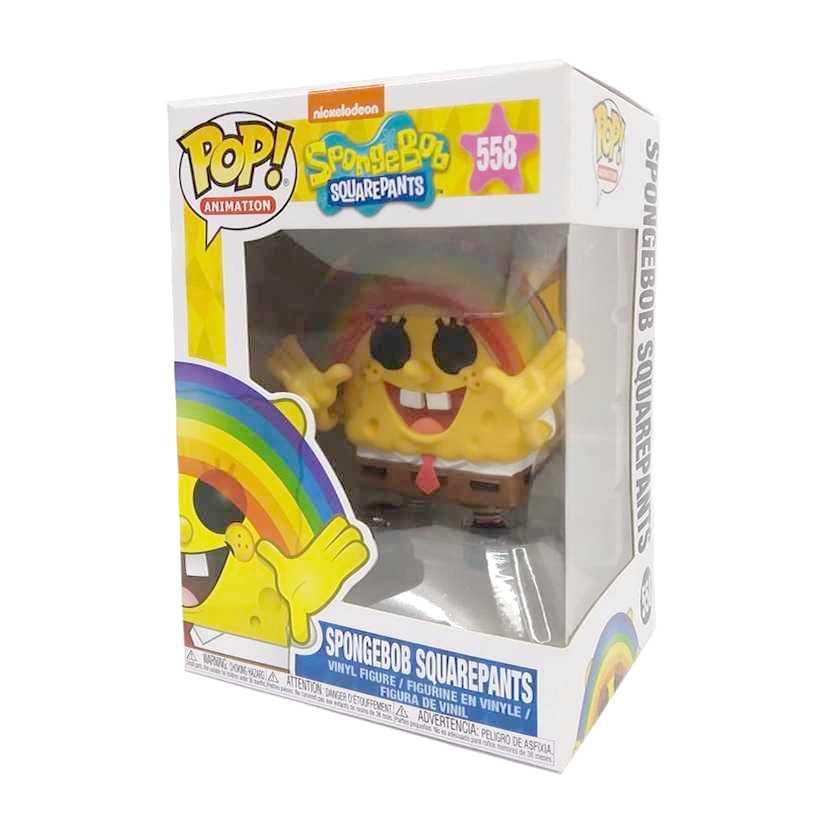 Funko Pop! Animation Spongebob Squarepants Bob Esponja vinyl figure número 558