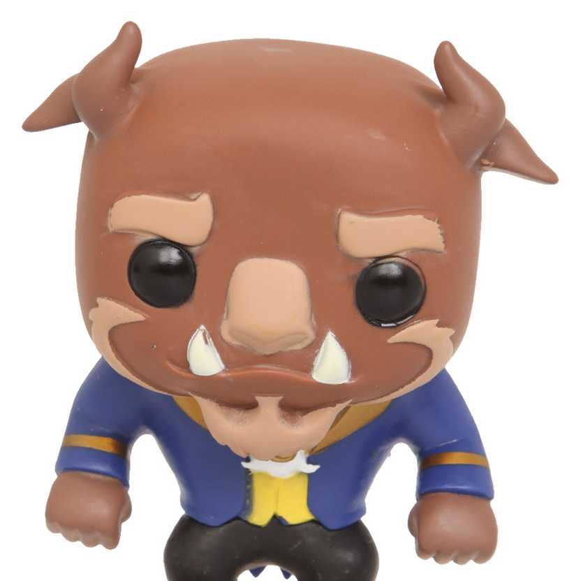 Funko Pop! Beauty And The Beast (A Bela e a Fera) Beast Vinyl Figure - número 22