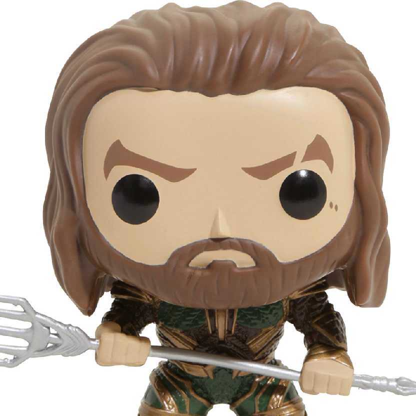 Funko Pop! DC Liga da Justiça Super Aquaman Justice League vinyl figure número 205