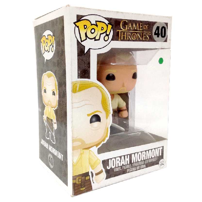 Funko Pop! Game of Thrones Jorah Mormont vinyl figure número 40 (Iain Glen)