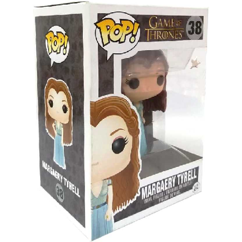 Funko Pop! Game of Thrones Margaery Tyrell vinyl figure número 38 Natalie Dormer