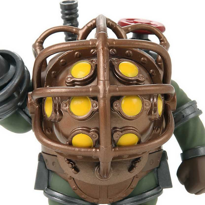 Funko Pop! Games Bioshock Big Daddy número 65 vinyl figure