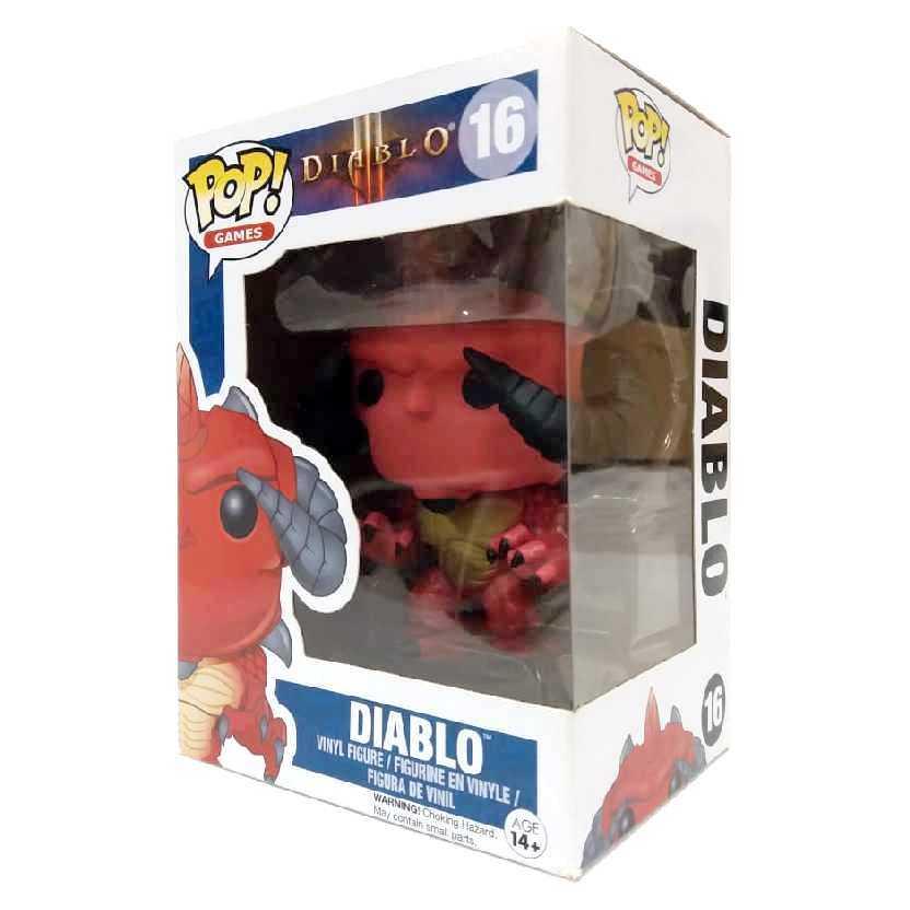 Funko Pop! Games Diablo 3 Blizzard vinyl figure número 16