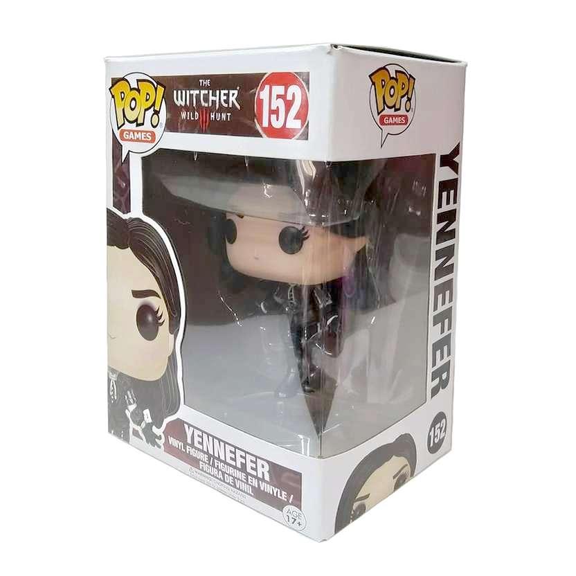 Funko Pop! Games The Witcher 3 Wild Hunt Yennefer vinyl figure número 152