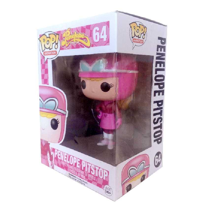 Funko Pop! Hanna-Barbera Penélope Charmosa (Penelope Pitstop) vinyl figure número 64 Original