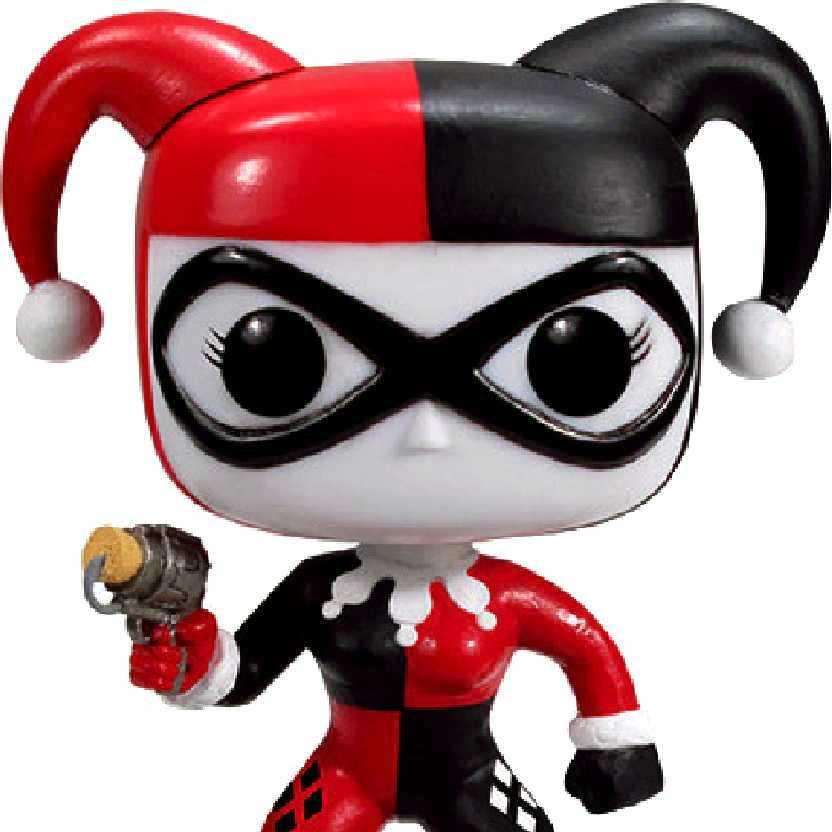 Funko Pop! Heroes Arlequina Harley Quinn vinyl figure número 34