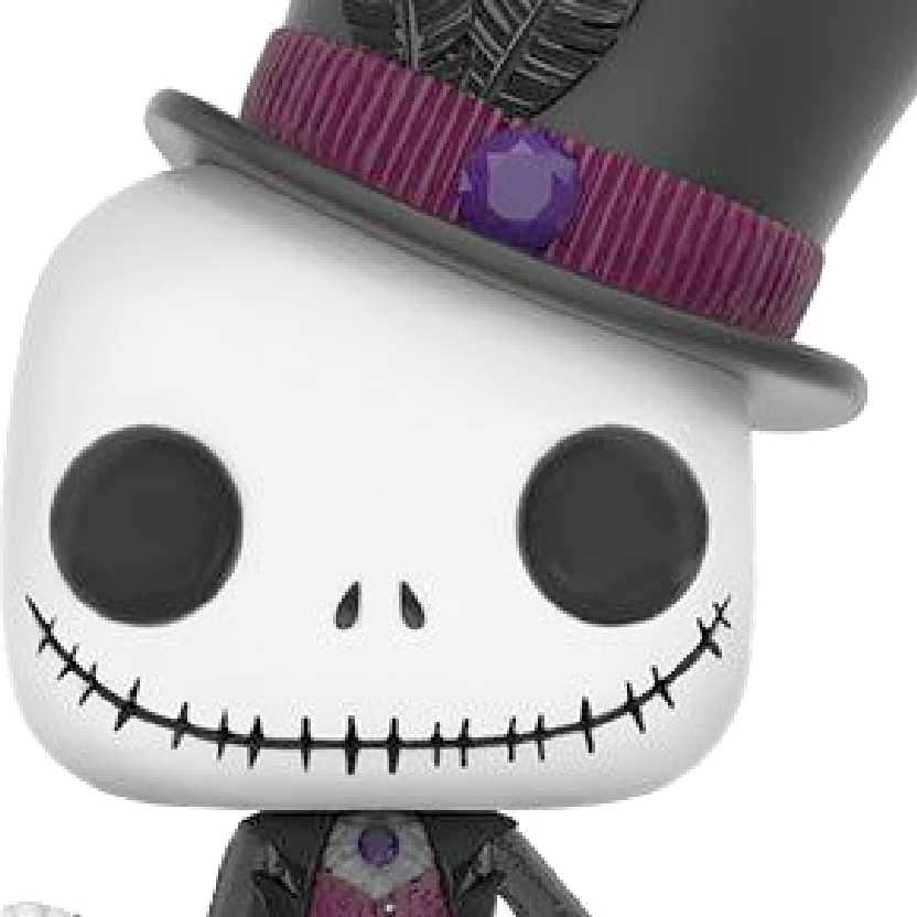 Funko Pop! Hot Topic Dapper Jack Skellington vinyl figure número 226