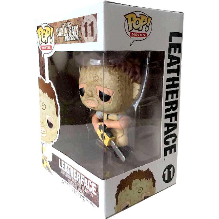 Funko Pop! Leatherface Massacre da Serra Elétrica The Texas Chain Saw Massacre #11