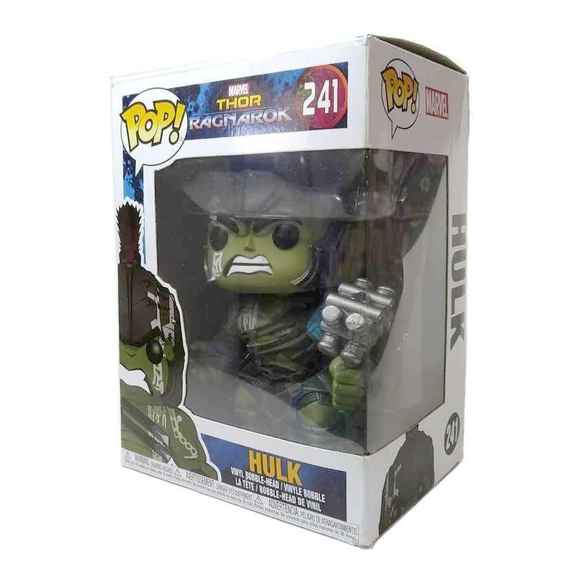 Funko Pop! Marvel Thor Ragnarok Hulk 14cm vinyl figure número 241