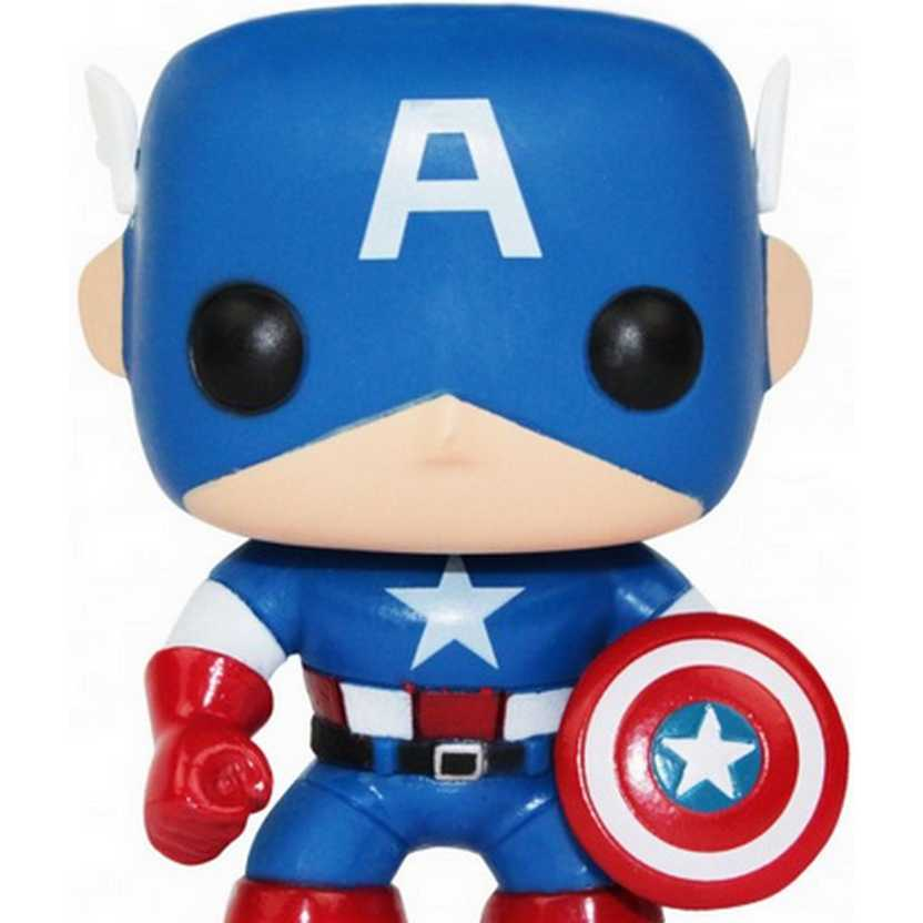 Funko Pop! Marvel Universe Capitão América ( Captain America ) num. 06 figure