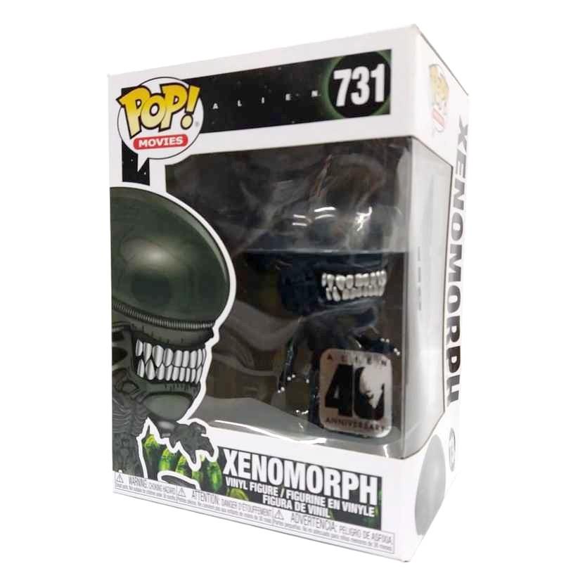 Funko Pop! Movies Alien 40 Anniversary Xenomorph vinyl figure número 731