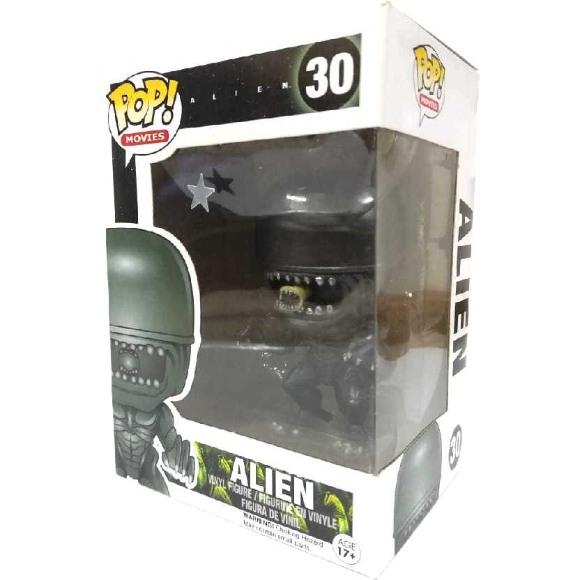 Funko Pop! Movies Alien Vinyl Movies número 30 Original