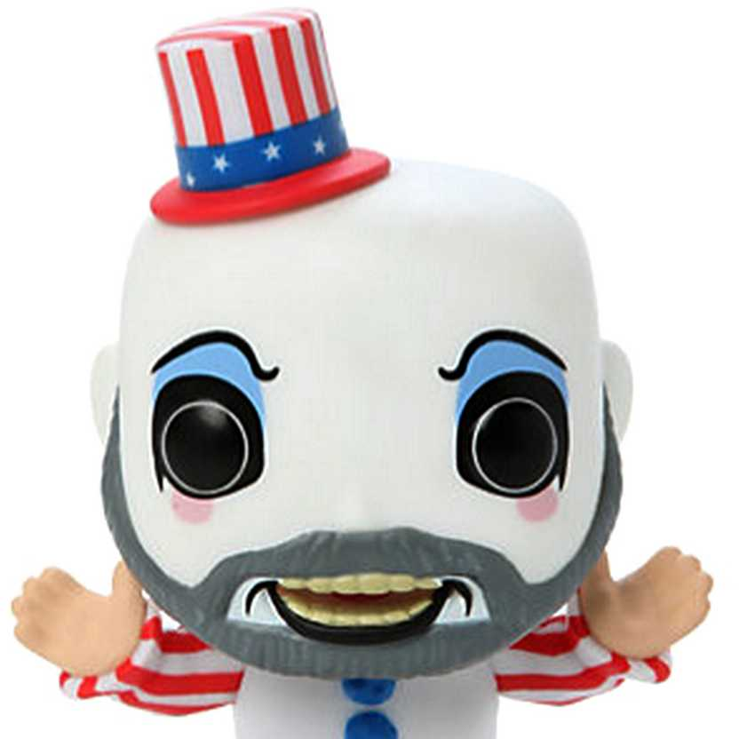 Funko Pop! Movies Captain Spaulding Vinyl Figure - número 58